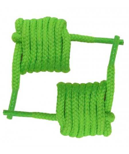 Round cord thickness of 60 cm. fluor Green