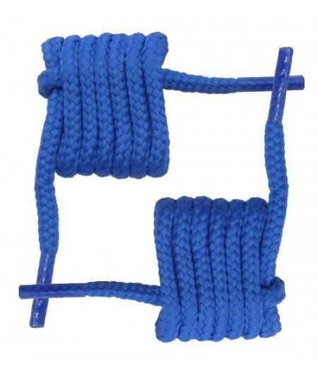 Cordón redondo grueso de 60 cm. color azulón