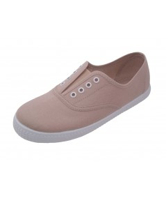 English Batilas canvas with Tan elastic