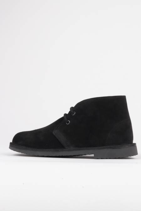 Pisamierdas negras - bota...