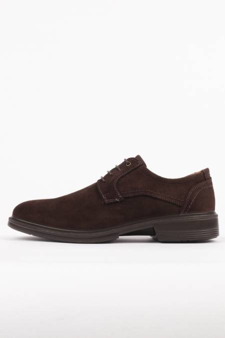 Luisetti brown suede...