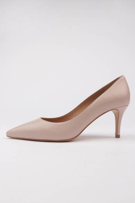 Zapatos de salón piel color...