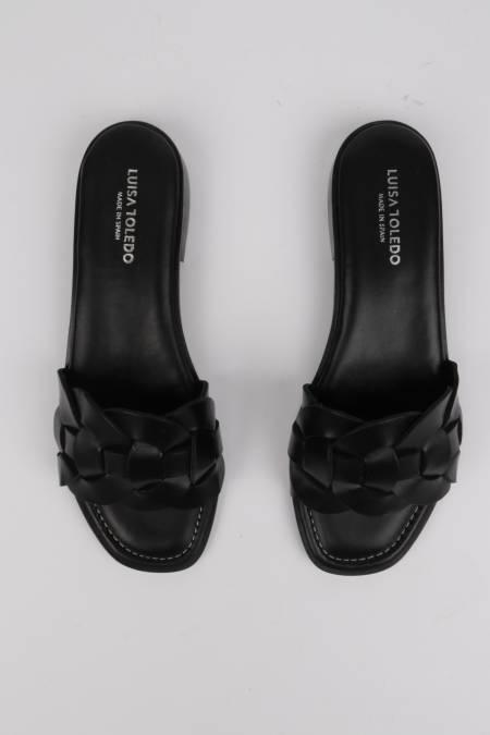 Leather flip flop sandals...