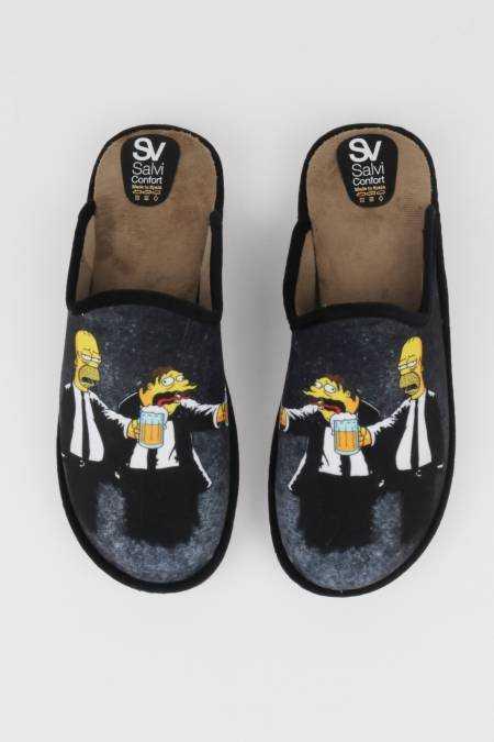 Men's home slippers Homer...
