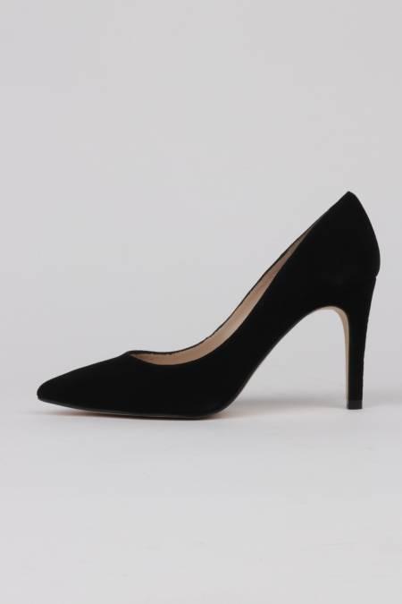Blak stilettos high heel