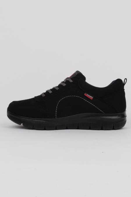 Luisetti black vegan shoes
