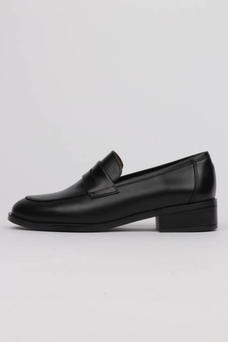 Women's black loafers...