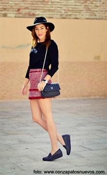 Mocasines y zapatos castellanos para mujer