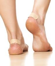 Evita las rozaduras de tus zapatos