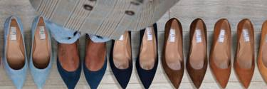 Comfortable and elegant women shoes. The most desired footwear!
