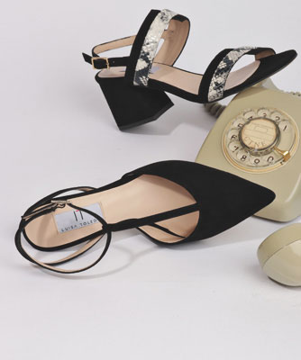 Luisa Toledo shoes