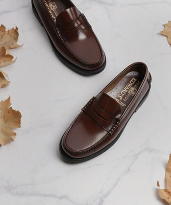 Handmade loafers
